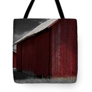 Brothers In Red Tote Bag