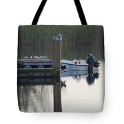 Broward Boat Tote Bag