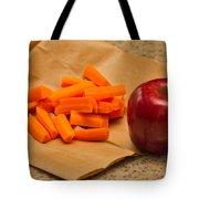 Brown Bag Lunch Tote Bag