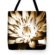Brown Beauty Tote Bag