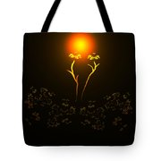 Brown Eyed Susan Tote Bag