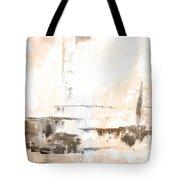Brown Gray Abstract 12m4 Tote Bag