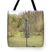 Brown Park Disc Golf Course Tote Bag