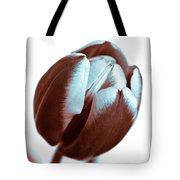 Brown Tulip Tote Bag