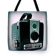Brownie Hawkeye Tote Bag