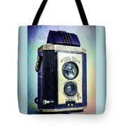 Brownie Reflex Tote Bag