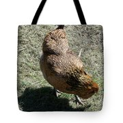 Brownie The Hen Tote Bag