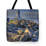 Browns Point Lighthouse Tote Bag