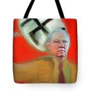 Brownshirt Tote Bag
