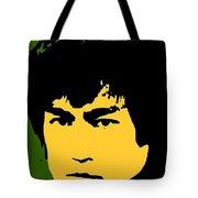 Bruce Lee Pop Tote Bag
