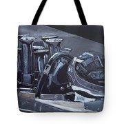 Bruce Mclaren Canam Tote Bag