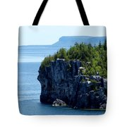 Bruce Peninsula National Park Tote Bag by Cale Best
