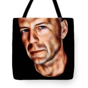 Bruce Willis Collection Tote Bag