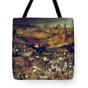 Bruegel: Triumph Of Death Tote Bag