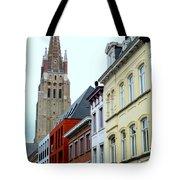 Bruges 3 Tote Bag