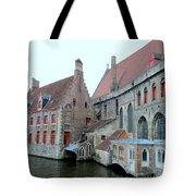 Bruges 4 Tote Bag