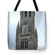 Bruges Belfry 2 Tote Bag