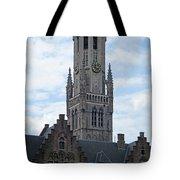 Bruges Belfry 7 Tote Bag