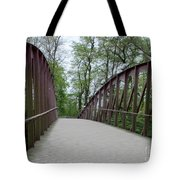 Bruges Bridge 1 Tote Bag