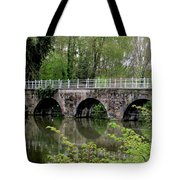 Bruges Bridge 2 Tote Bag