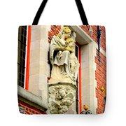 Bruges Detail 1 Tote Bag