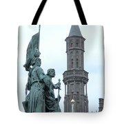 Bruges Markt 5 Tote Bag