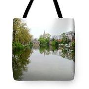 Bruges Minnewater 2 Tote Bag