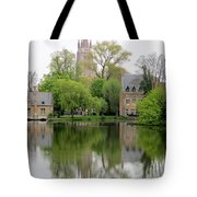 Bruges Minnewater 3 Tote Bag