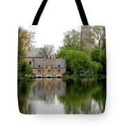 Bruges Minnewater 5 Tote Bag