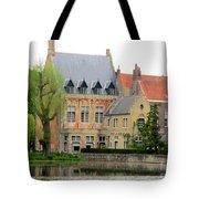 Bruges Sashuis 1 Tote Bag