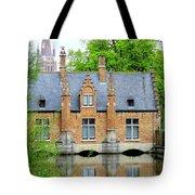 Bruges Sashuis 4 Tote Bag