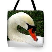 Bruges Swan 2 Tote Bag
