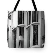 Bruges Window 14 Tote Bag