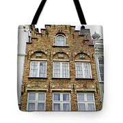 Bruges Window 15 Tote Bag