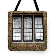 Bruges Window 3 Tote Bag