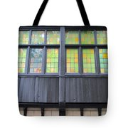 Bruges Window 4 Tote Bag