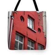 Bruges Window 7 Tote Bag