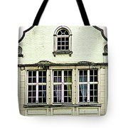 Bruges Window 8 Tote Bag