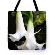 Brugmansia Tote Bag