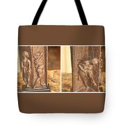 Bruno Lucchesi Backstage Tote Bag