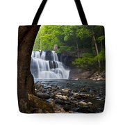 Brush Creek Falls II Tote Bag