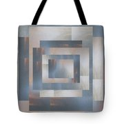 Brushed 23 Tote Bag by Tim Allen