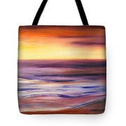 Brushed 9 Tote Bag