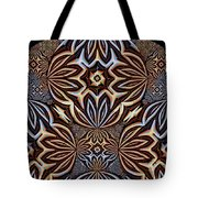 Brushed Marbles Tote Bag