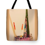 Brushes Of An Artist Tote Bag