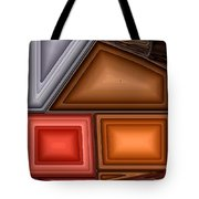 Brushes Tote Bag