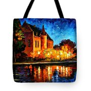 Brussels - Castle Saventem Tote Bag