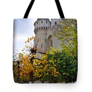 Brussels Fortress Tote Bag