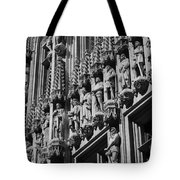 Brussels Gothic Tote Bag