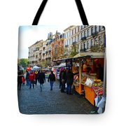 Brussels Market Tote Bag